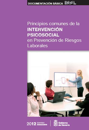 Principios Comunes de la Intervención Psicosocial en Prevención de Riesgos Laborales